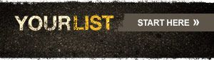 The List - 1001 Car Things To Do Before You Die