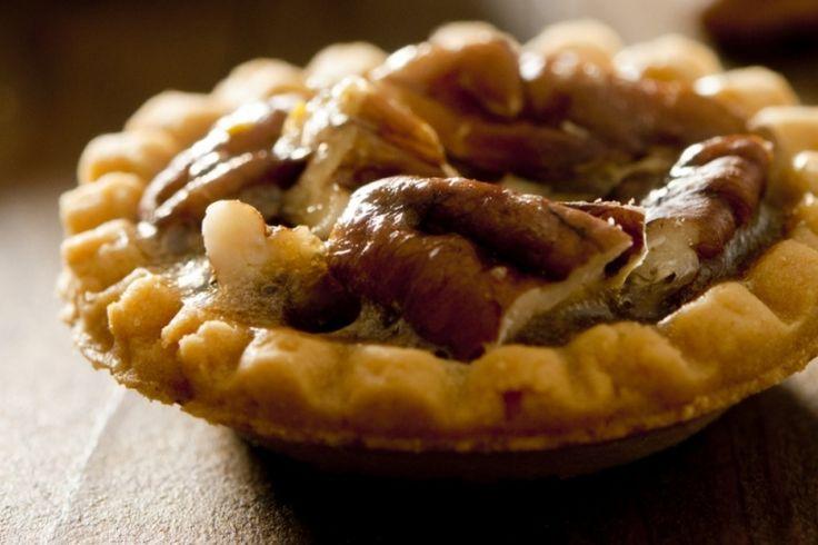 Le dessert rapide par excellence : Les tartelettes aux pacanes