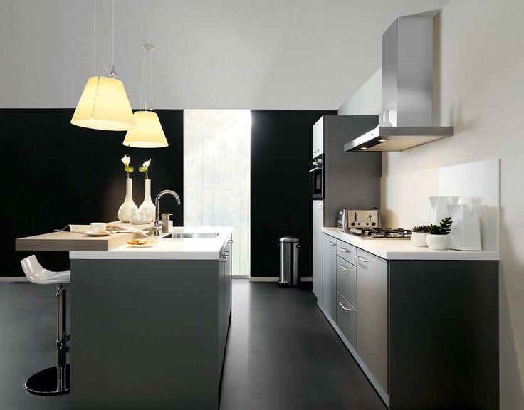 Keller keuken Marino Basalt #keukenstudiomaassluis #keukens