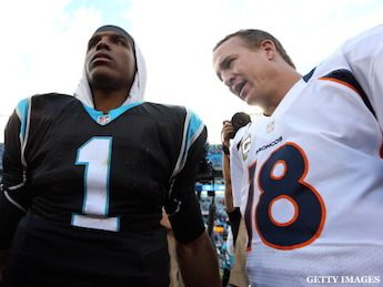 Peyton Manning, Cam Newton Appear In Gatorade's 'Sweat It' Commercial Series