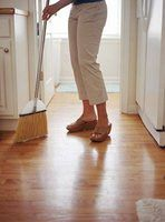 Make Laminate Wood Floors Shine