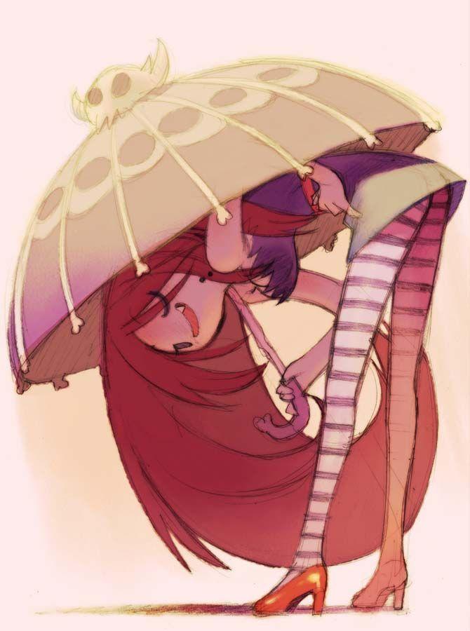 Marceline | 日傘マーセリン。by ラムチョップ