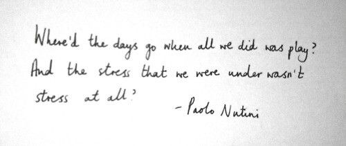 Paolo Nutini ~ These streets