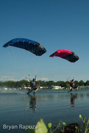 skydiving gear