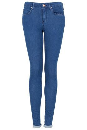 MOTO Blue Leigh Jeans - Urban Education  - Clothing