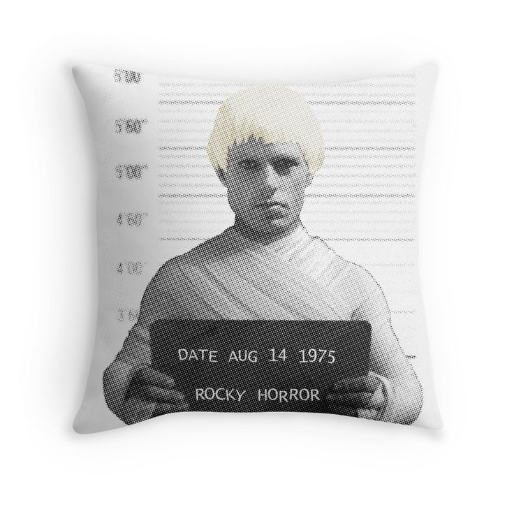 """Save Rocky"" Throw Pillows by GayEssential 