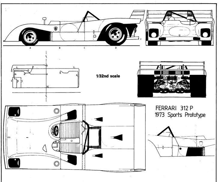 ferrari 312pb 1973