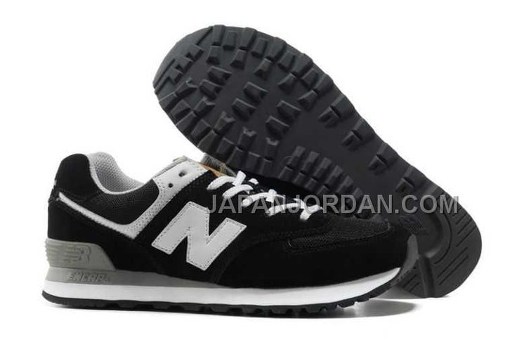 http://www.japanjordan.com/new-balance-574-suede-classics-mens-black-white.html NEW BALANCE 574 SUEDE CLASSICS MENS 黑 白 割引販売 Only ¥7,598 , Free Shipping!