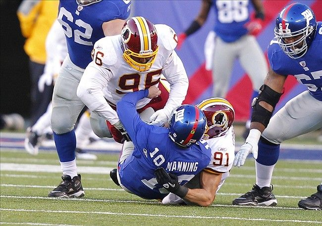 What we learned from the Washington Redskins win against New York