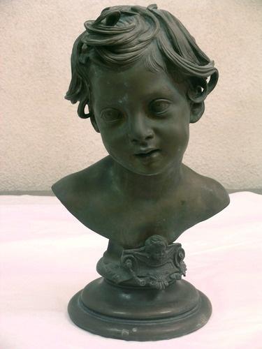 Vincenzo Gemito (1852-1929)  Testa di bambino