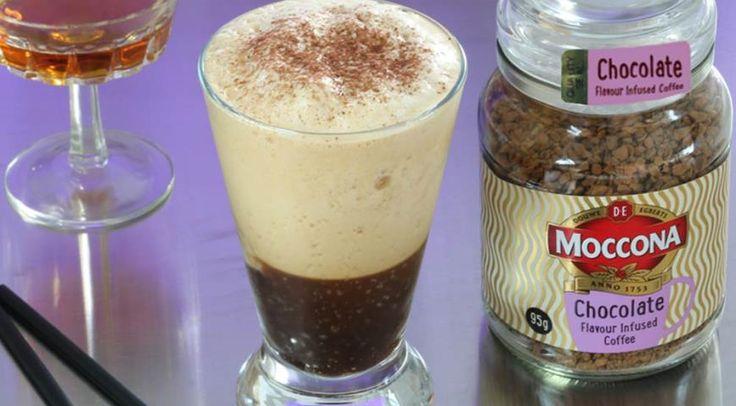 Кофейный сорбетто
