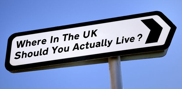 "Where in the UK should you actually live?--""You got: Newcastle. You're forthright, with an amazing sense of humour. You're practical, but not stuffy. Go North, you're clearly a native Geordie."""