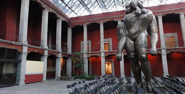 Museo José Luis Cuevas. Ciudad de México.