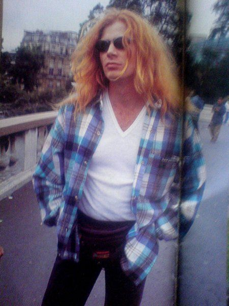 Fuck Yeah! Dave Mustaine