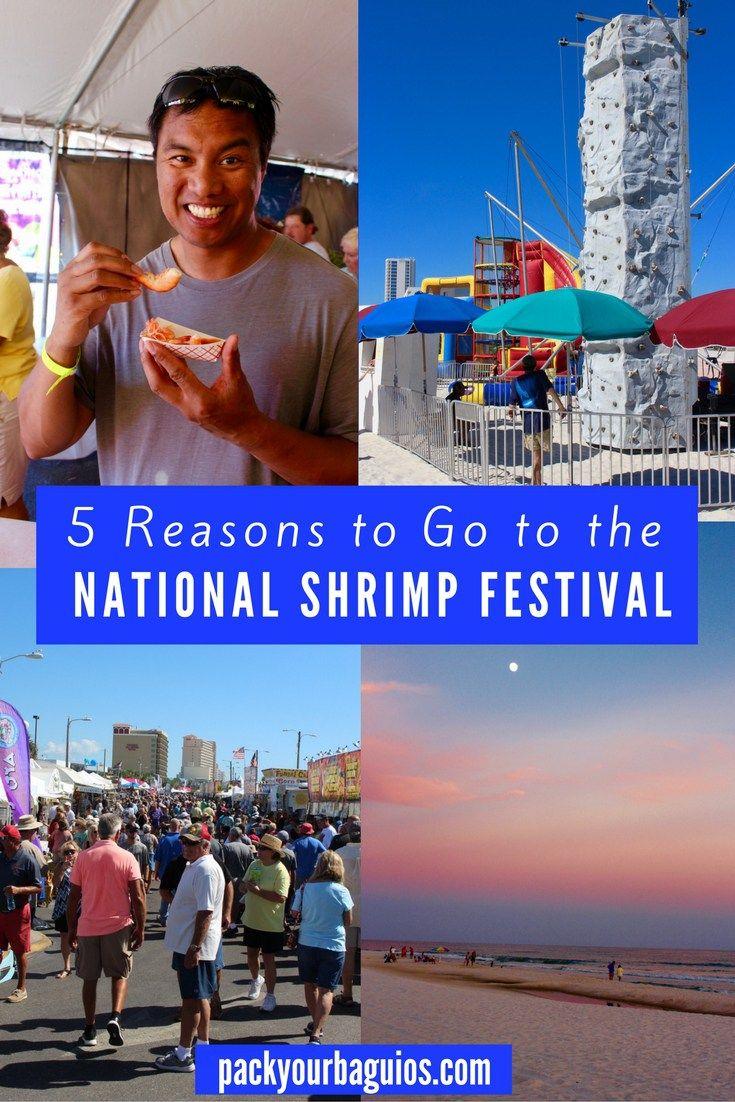 Shrimp festival   food festival   seafood   Gulf Shores, Alabama