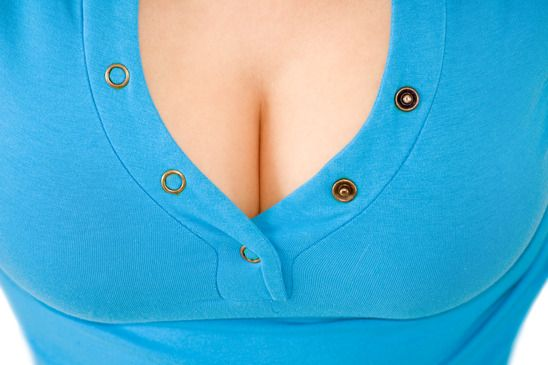 how to massage your breast to make it bigger
