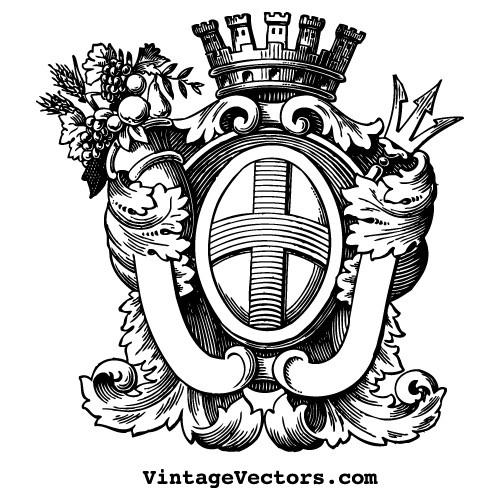 24 Best Vintage Vector Art Decorative Images