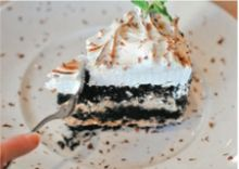 Mississippi Mud Pie | Louisiana Kitchen & Culture