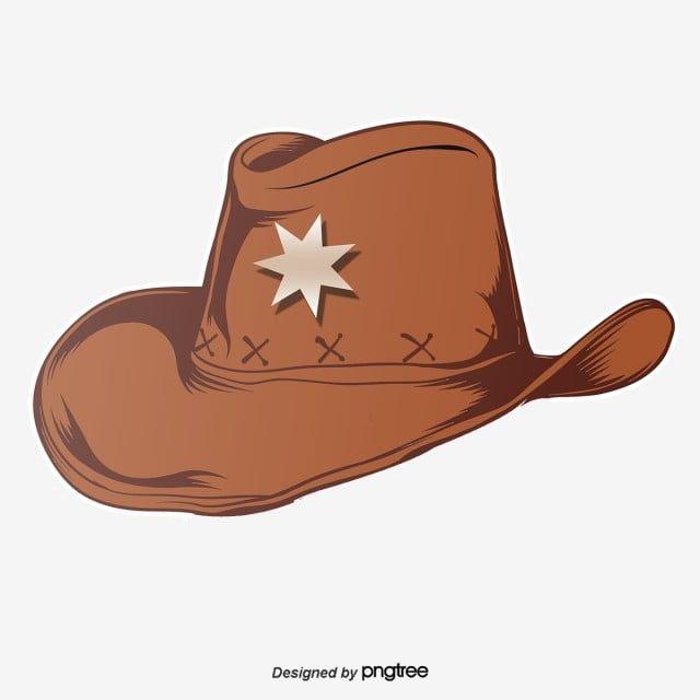 Cowboy Hat Vector Cowboy Hat Clipart Cowboy Vector Hat Vector Png Transparent Clipart Image And Psd File For Free Download Hat Vector Cowboy Hats Santa Hat Vector