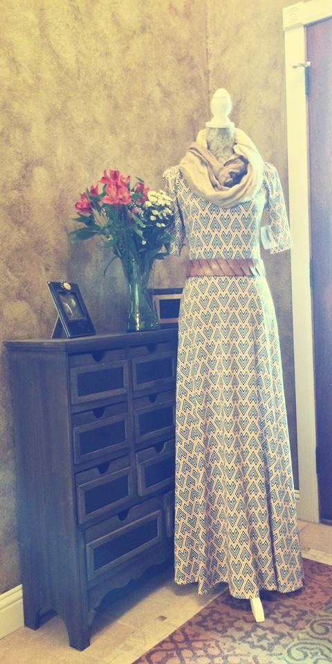 The LuLaRoe Ana is fabulous for every season, but right now she is the perfect transitional dress as we move from summer to fall.