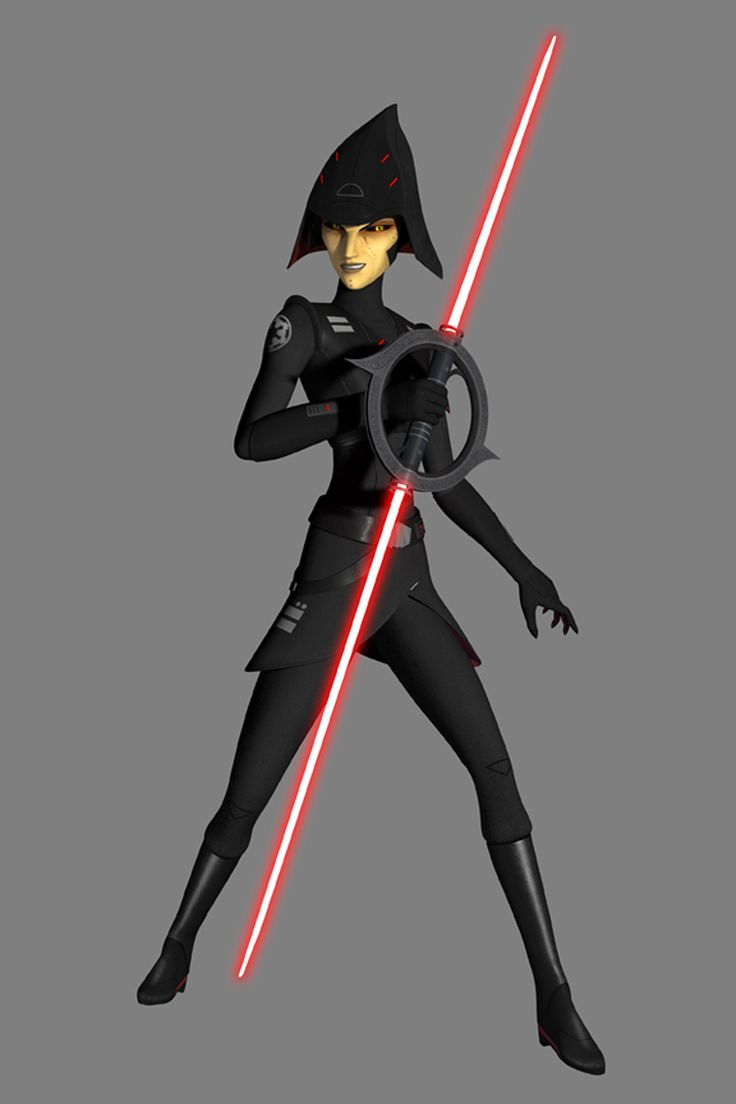 Star Wars: Rebels - The Seventh Sister