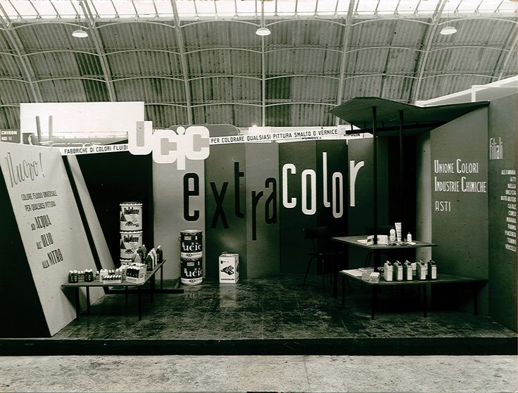 A #fair in the '60s #60s #vintage #colors #paints #varnishes