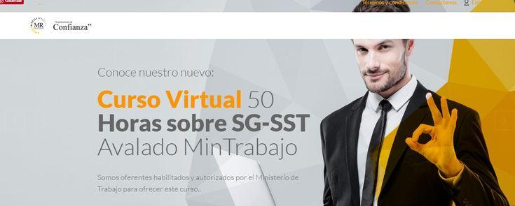 CURSO VIRTUAL 50 HORAS DEL SG-SST CON MR SOLUCIONES ASESORES Y CONSULTORES S.A.S- OFERENTE AUTORIZADO – SGSST