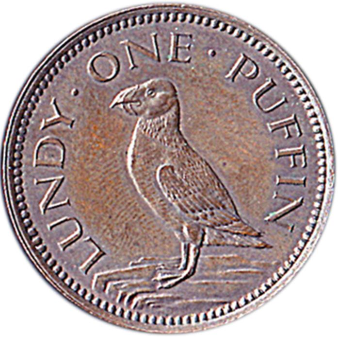 Lundy coin