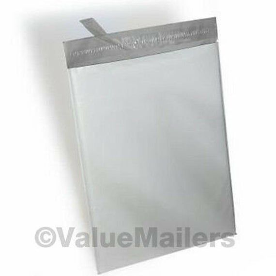 """25 POLY MAILERS 6x9 SHIPPING BAGS PACKAGING ENVELOPES PREMIUM QUAILITY 6/""""x9/"""""""