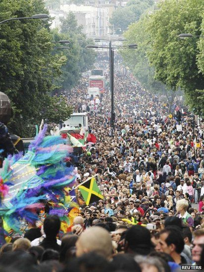 Notting Hill Carnival - England