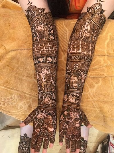 Kundan Mehendi Artist, Mehendi Artist in Delhi NCR. Rated 4.7/5. View latest photos, read reviews and book online.