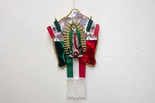 メキシコ マリア グアダルーペ 独立記念 蹄鉄 インテリア 飾り メキシカン フラッグ ラッキー ホースシュー 通販ページ