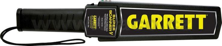 Detektor kovu Garrett SUPER SCANNER V