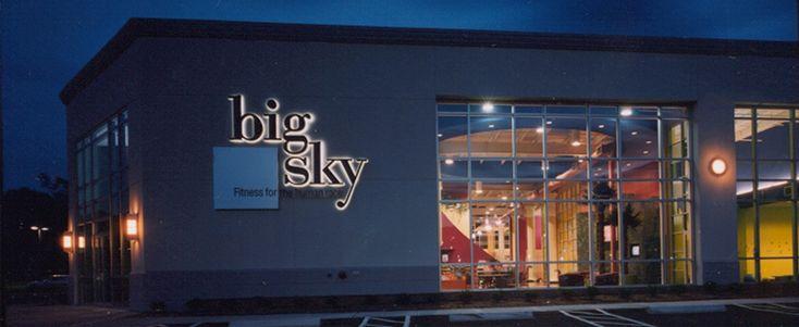 Big Sky Fitness For The Human Race Big Sky Sky New Britain