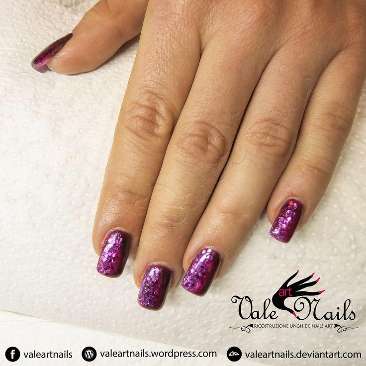 #nail #nailart #nails #beauty #fashion #glitter #wine #purple #style #naildesign #october #picoftheday #photooftheday #instanails #instapic #nailaddict #nailartwow #showmynails #valeartnails #nailsofinstagram #girlynaildeluxe #nailsoftheday #nails2inspire #notd #tris
