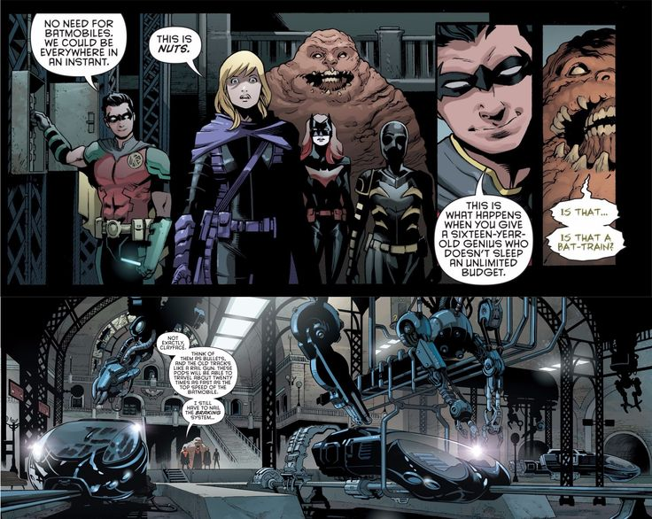 Detective Comics 937. Tim Drake. Red Robin. Stephanie  Brown. Spoiler. Basil Karlo. Clayface.