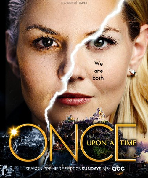Emma Swan.  Dark Swan.  nicely done fan art/manip