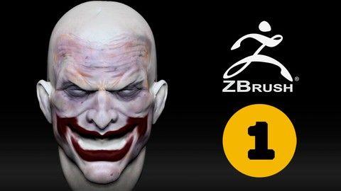 Aprende las funciones básicas de Zbrush para que inicies tu carrera como creador de personajes 3D. - Curso gratuito