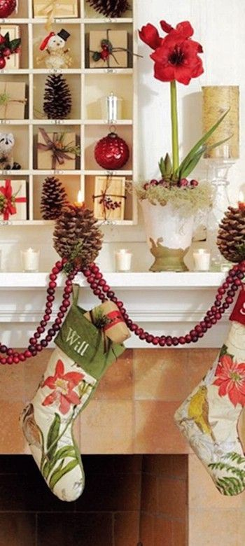 12 Best Images About 2013 Christmas Stocking Decor Ideas