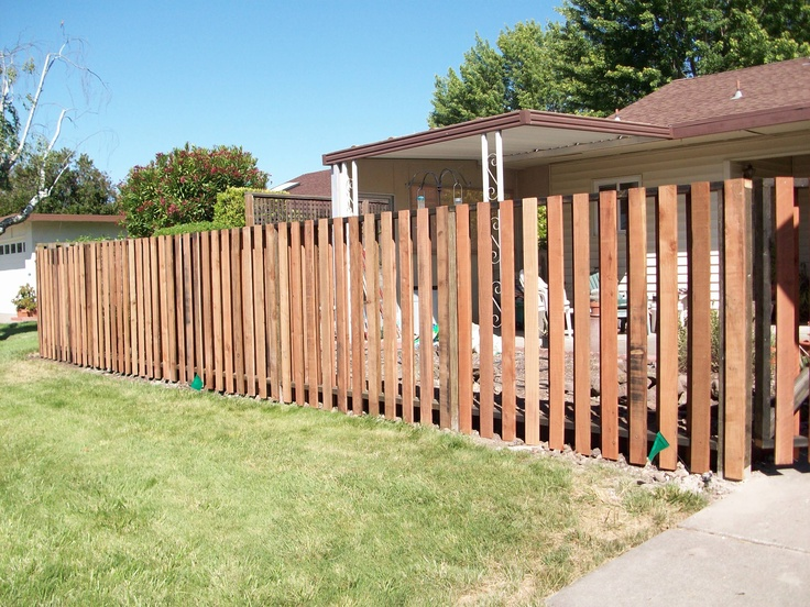 Pet Fence Shadow Box Style Great Pet Fencing In 2019