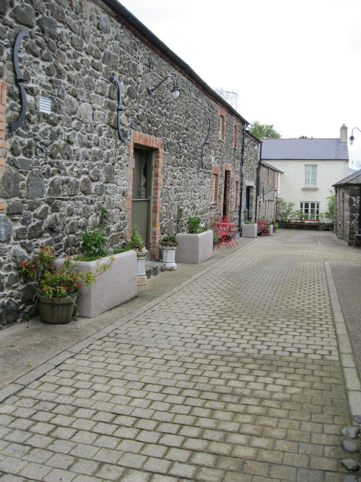 Itu0027s a little village within the venue