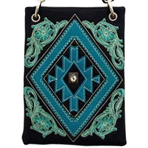 New Trending Bumbags: The Chic Bag - Boho Chic 4-way Bag - Appliqued Aztec Design with Scrolls  Crystal Center (Black; 6x8x1in) - BUY 2 GET A 3rd BAG FREE!. The Chic Bag – Boho Chic 4-way Bag – Appliqued Aztec Design with Scrolls  Crystal Center (Black; 6x8x1in) – BUY 2 GET A 3rd BAG FREE!   Special Offer: $39.95      177 Reviews The Chic Bag designs and manufactures innovative cross-body designer handbags releasing new...