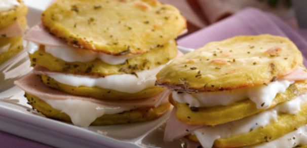 millefoglie patate