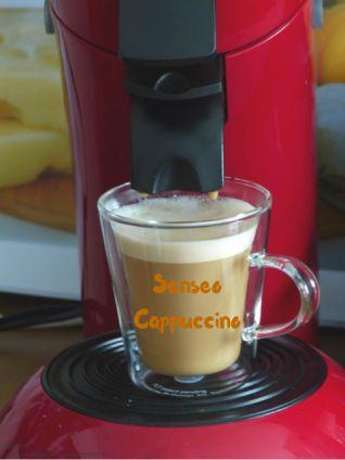[Shorty] Senseo Cappuccino – der normale halt