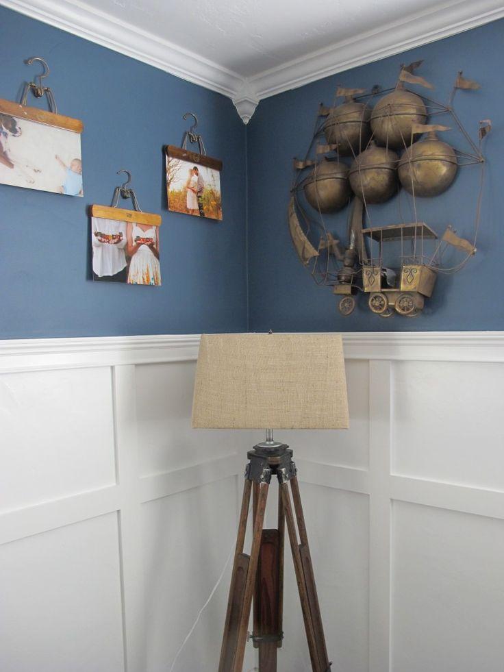 Benjamin Moore Van Deusen Blue Bathroom: 340 Best Benjamin Moore Images On Pinterest