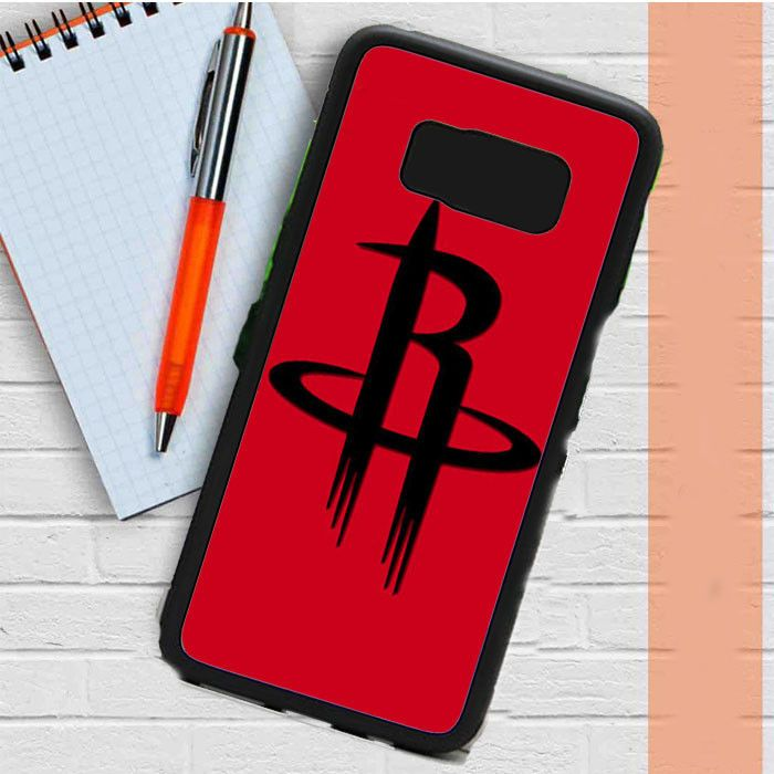 Houston Rockets Logo Red Samsung Galaxy S8 Plus Case Dewantary