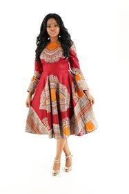 Annita Dashiki Dress - HouseOfSarah14