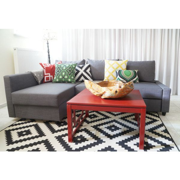 Comfort works friheten slipcover review found on polyvore for Ikea free couch giveaway