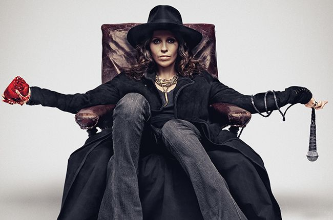 Linda Perry Discusses VH1 Reality Series 'Make or Break': Exclusive Video