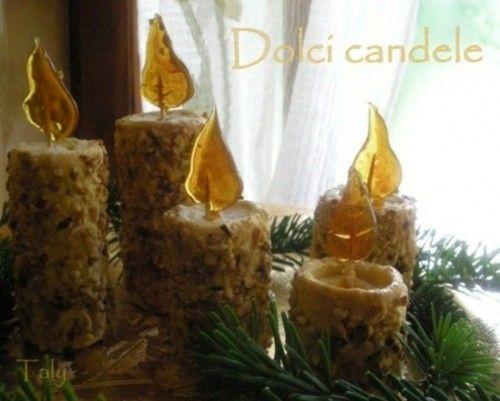Le mie dolci ..candele!!!!